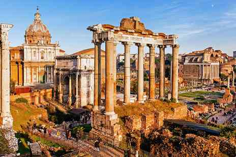 Cruise Nation - Six Nights Med cruise on new ship with Rome stay - Save 0%
