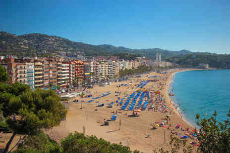 Bargain Late Holidays - Escape with a three, five or seven nights getaway to Costa Brava Now with the ability to choose your flight - Save 0%