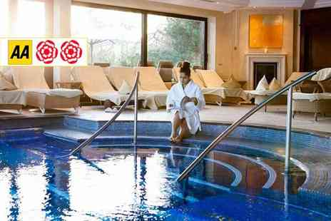 Fredrick's Hotel - Spa day including a 30 minute treatment, glass of bubbly, choice of two course lunch or afternoon tea for one person - Save 59%