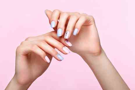 The Scottish Academy Of Beauty - Three hour nail art masterclass - Save 77%