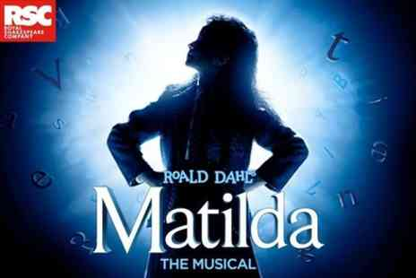 OMGhotels - Matilda The Musical and West End Dining - Save 0%