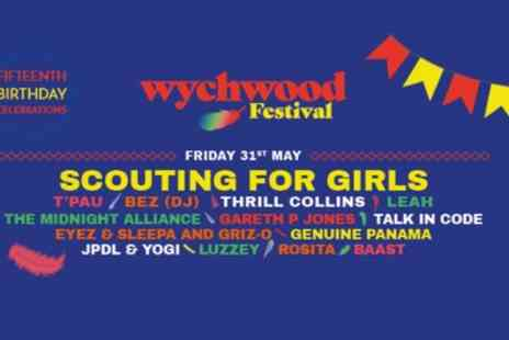 Wychwood Festival - One day or weekend child, adult, youth or concession ticket from 31st May To 2nd June - Save 18%