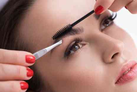 AA Brows - Three Hour Ombre or Powder Brows Session - Save 57%
