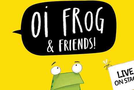 Encore Tickets - Oi Frog and Friends at the Lyric Theatre - Save 28%