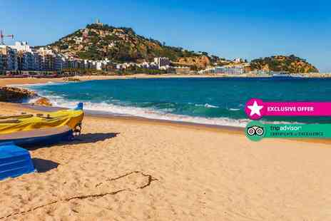Fleetway Travel - Four Star Escape with a 5, 7, 10 or 14 nights getaway to Costa Brava Now with the ability to choose your flight - Save 0%