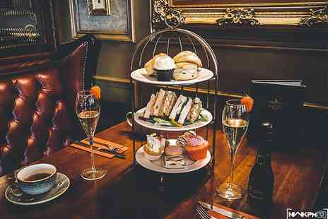 The Grouse Complex - Afternoon tea for two people - Save 22%