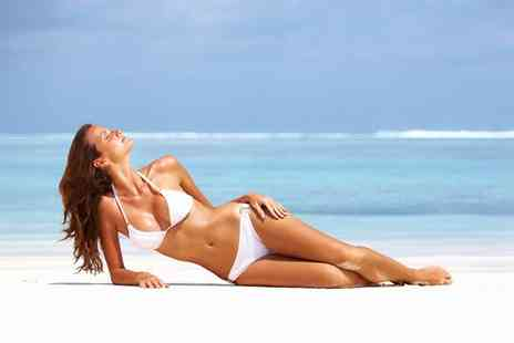 54a Hair And Beauty - Bikini wax with underarms or Brazilian wax with underarms or Hollywood wax with underarms - Save 52%