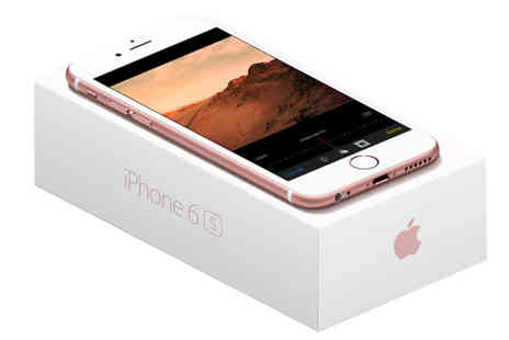 Personal Choice - iPhone 6 16Gb with headphones and charger choose from three colours - Save 60%