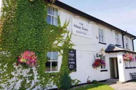 The White Swan - 1 or 2 Nights for Two with Breakfast, Welcome Drink, Late Check out and Optional Dinner - Save 39%