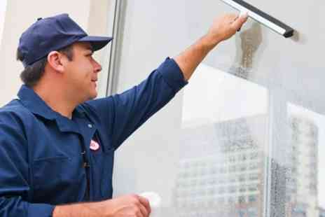 Window Cleaning Edinburgh - Exterior Window Cleaning for Up to Four-Bedroom House - Save 40%