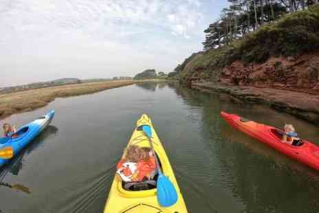 Sea Kayak Exmouth - Half day sea kayak trips - Save 0%