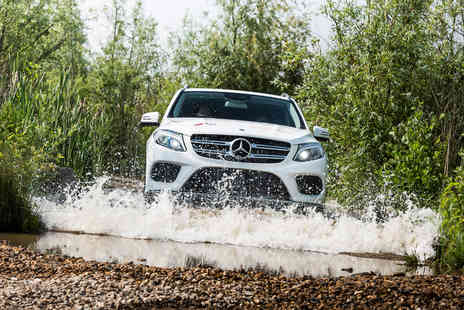 Mercedes Benz World - 60 minute 4x4 GLE Driving Experience and Lunch - Save 0%