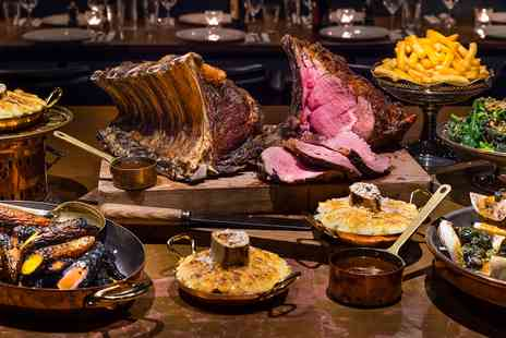 Hawksmoor - Five course feasting menu and paired wines - Save 0%