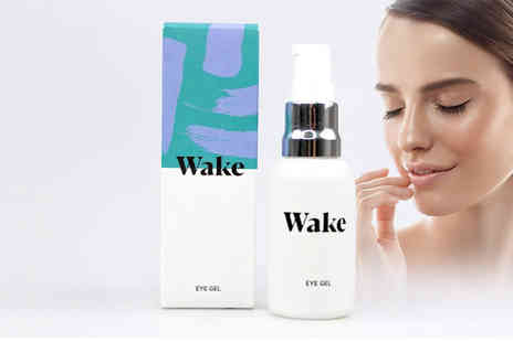 Wake Skincare - Anti ageing eye hydrating serum - Save 29%