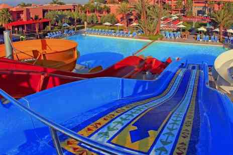 Weekender Breaks - Four Star Two nights all inclusive Marrakech getaway with return flights - Save 21%
