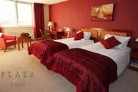 The Plaza Hotel - In Dublin 1 Night B&B in an Executive Room with Late Checkout - Save 50%