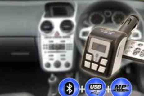Assist Products - In Car Bluetooth Set - Save 73%