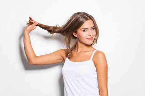 Amour Hair Studio - Hair wash, cut and conditioning treatment with a senior stylist, T section, Cut and conditioning treatment, full head of colour - Save 0%