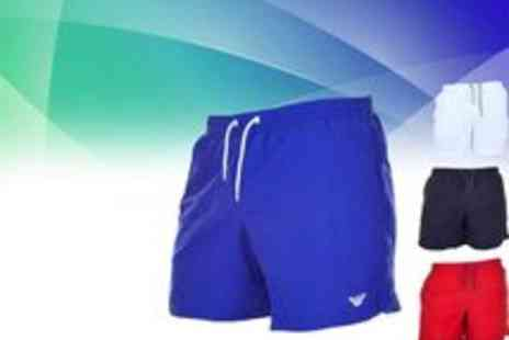 Red Label Stores - Armani Mens Swim Shorts - Save 49%