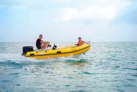 Legend Activities - One or Two Hour Powerboat Driving Experience for Two or Four - Save 52%