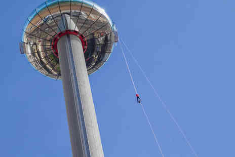 The British Airways i360 - iDrop Abseil Experience - Save 0%