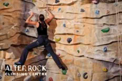 Alter Rock - 1 hour taster session for 4 people - Save 60%