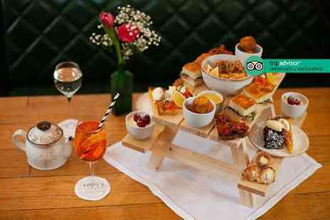Hotel Indigo Kensington - Italian afternoon tea for two people or include a glass of Prosecco or Aperol Spritz each - Save 56%