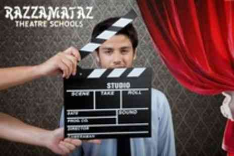 Razzamataz Theatre Schools - Childrens Drama, Dance and Singing Course Over Five Days - Save 50%
