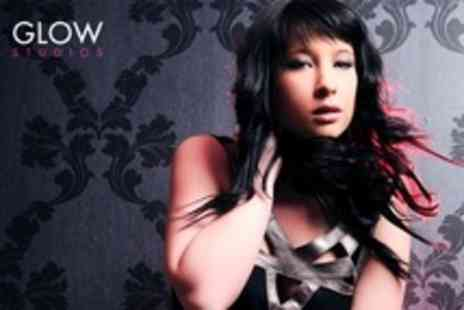 Glow Studios - Choice of Photo Shoot With Makeover and Prints - Save 79%