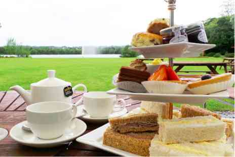 The Crowne Plaza Hotel - Relaxation Day and Classic Afternoon Tea for Two - Save 0%