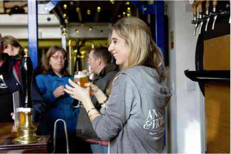 Virgin Experience Days - Bermondsey Beer Tasting Tour for Two - Save 0%