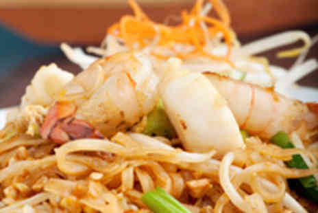 iCookThai - Two Course Meal With No Corkage Fee For Two - Save 53%