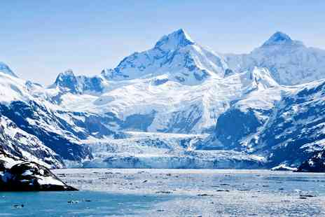 Cruise Circle - Five star Vancouver and Alaska cruise with flights - Save 0%