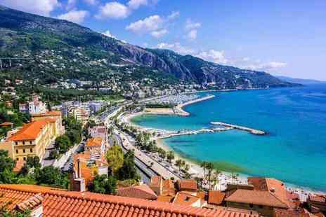 Weekender Breaks - Two nights central Nice getaway with return flights - Save 29%