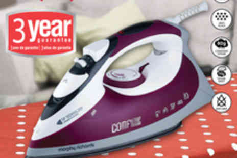 Morphy Richards - Morphy Richards Comfi Grip Steam Iron - Save 66%