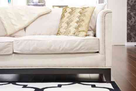 Tidyups - Sofa Cleaning Service for Piece of Furniture with Up to Four Seats - Save 34%