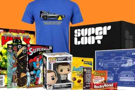 Super Loot - Three in One Super Loot Subscription Box - Save 50%