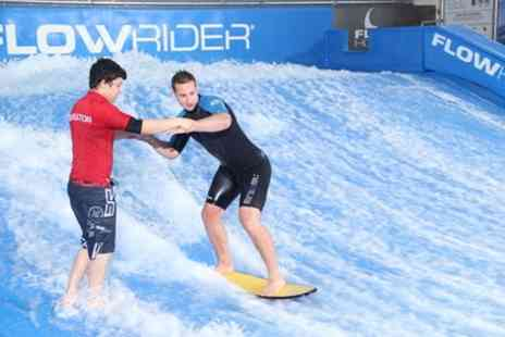 Twinwoods Adventure - Indoor Surfing Session for One or Two with Video on Usb - Save 51%