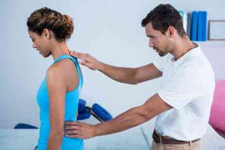Kingston Chiropractic - Chiropractic Consultation and Up to Three Optional Adjustment Treatments - Save 86%