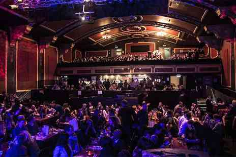 Komedia Bath - Entry to Krater Comedy Club with balcony seats for two people plus free entry to Motorcity club night afterwards - Save 54%