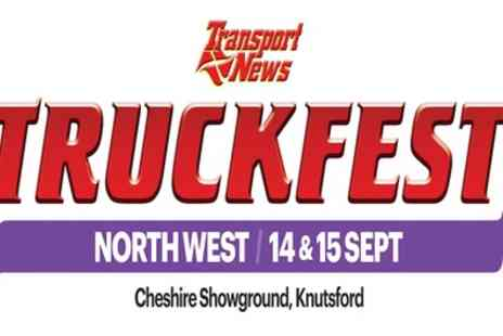 Truckfest North West - One child, adult or family day ticket from 14th To 15th September - Save 0%