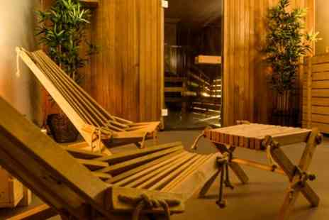 Bath Haus Spa - One or Two Hour Finnish Sauna Entry for Two - Save 50%