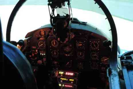 Top Gun Flight Simulator Centre - Fighter Pilot Simulator Intro for One - Save 38%