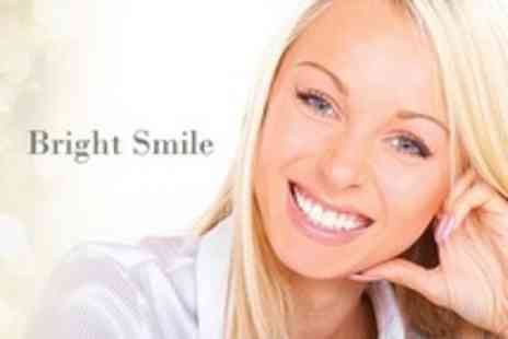 Bright Smile - One Hour Teeth Whitening For One - Save 84%