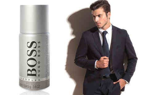 Deals Direct - 150ml bottle of Hugo Boss BOSS Bottled deodorant spray - Save 42%