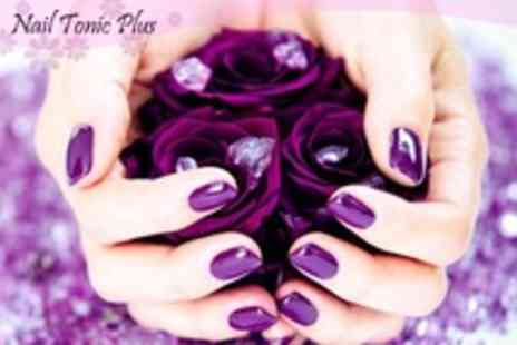 Nail Tonic Plus - Delux Manicure and Pedicure - Save 57%