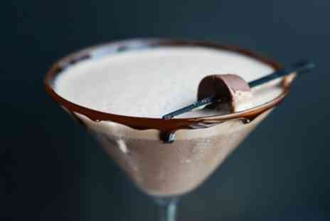 The Chocolate Cocktail Club - Entry and Cocktail for One or Two - Save 50%