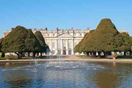 OMGhotels - Hampton Court Palace, Gardens & Maze with Thames River Cruise 24hr Pass - Save 0%