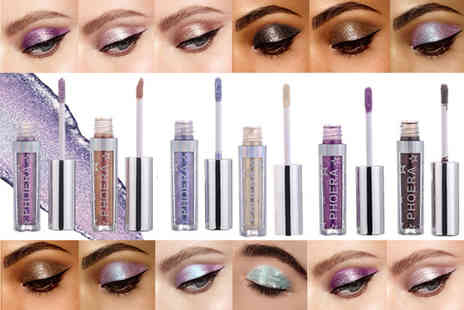 Forever Cosmetics - Phoera glitter liquid eyeshadow - Save 40%