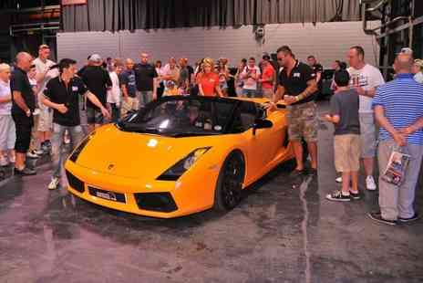 Car Show - Child entry ticket to the Scottish Car Show 2019 - Save 50%